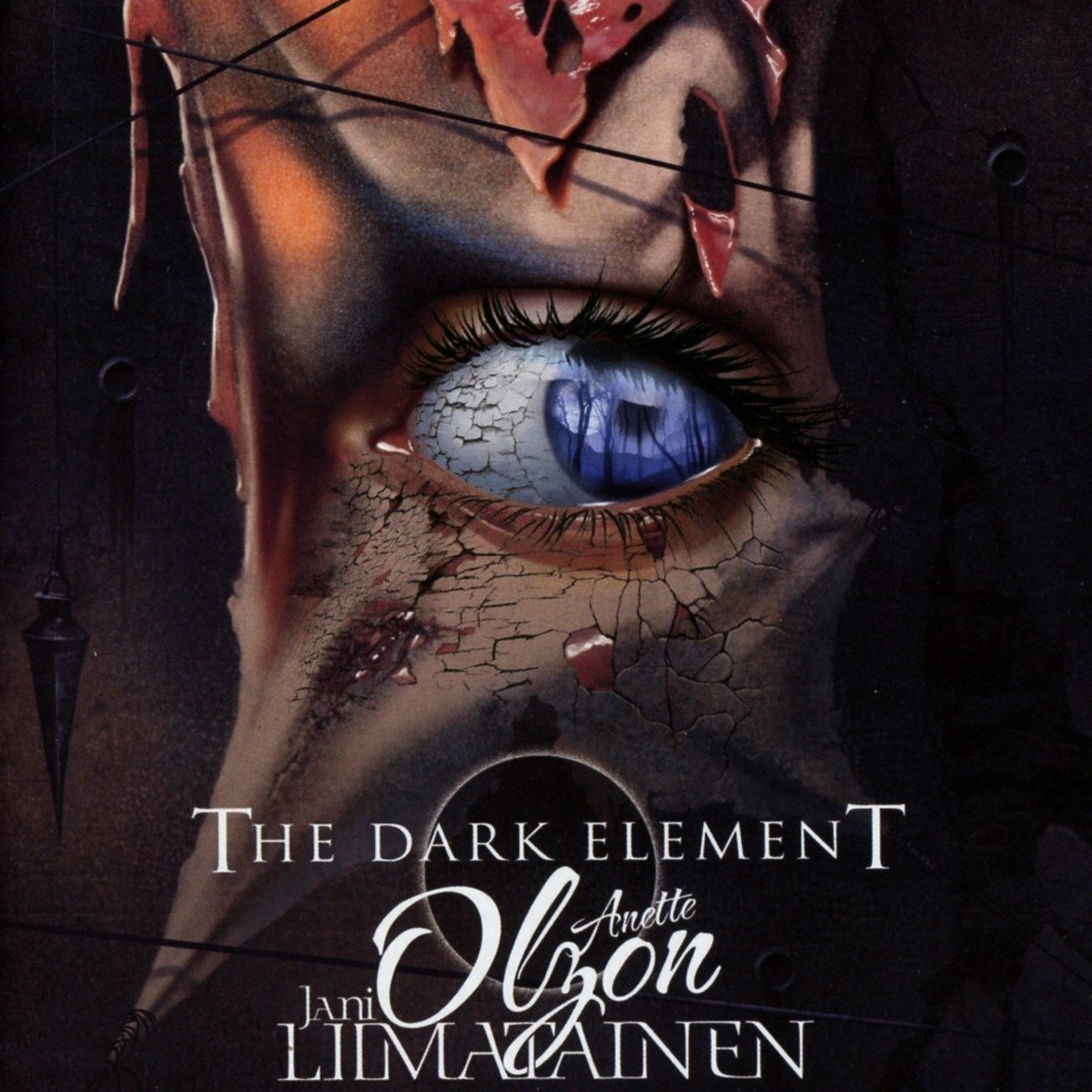 Dark Element - The Dark Element feat. Jani Liimatainen And Anette Olzon (CD)