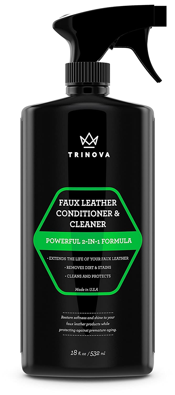 vinyl faux leather cleaner conditioner sofa handbag couch. Black Bedroom Furniture Sets. Home Design Ideas