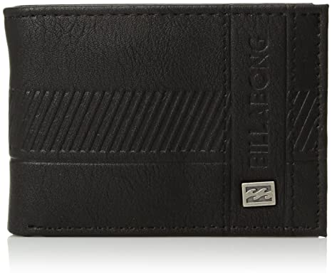9f2798ebd Billabong Men's Vacant Wallet, Black, ONE: Amazon.in: Bags, Wallets &  Luggage