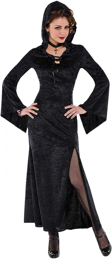 Disfraz de Vampira gótica para Mujer en Varias Tallas para ...