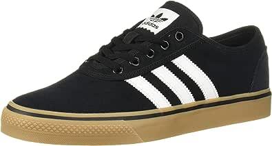 adidas Skateboarding Adi-Ease Core Black/Footwear White/Gum 4 Men's 9, Women's 10 Medium