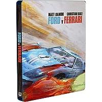 Ford vs Ferrari: Contra lo imposible - Combo Steelbook (Blu-ray+DVD)