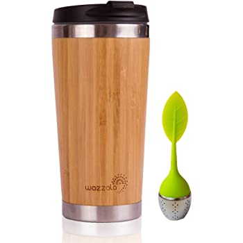 Amazon Com Defancy Double Wall Coffee Mug 17 Oz Insulated