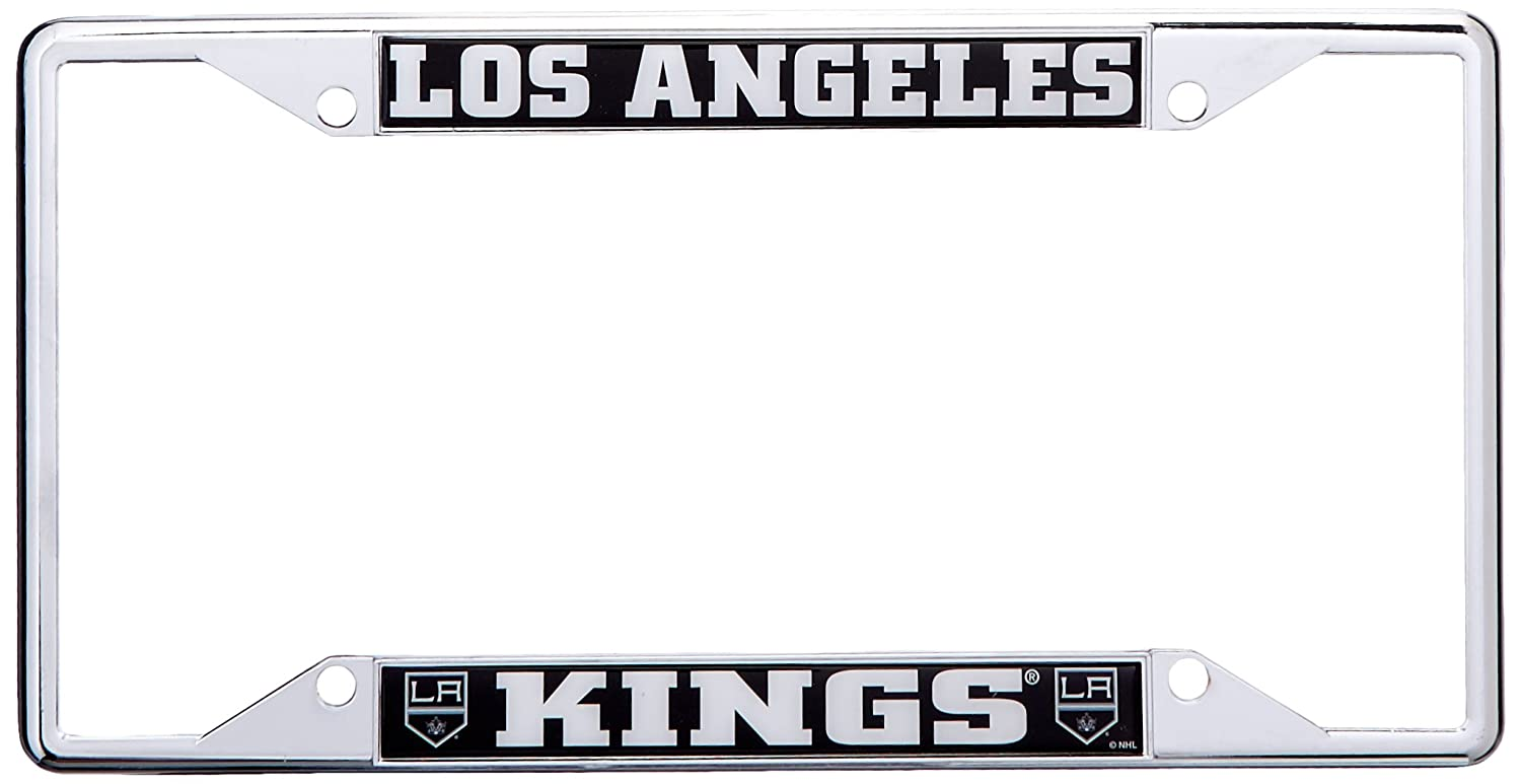 FANMATS 17162 NHL Los Angeles Kings License Plate Frame
