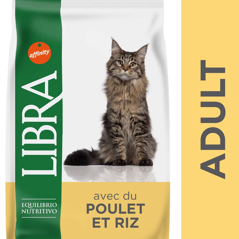 Libra Gato Adulto Croquettes: Amazon.es: Productos para mascotas