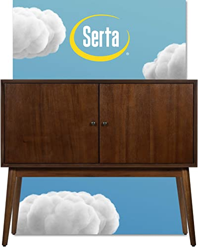 Serta Brookline Two Door Cabinet, Storage