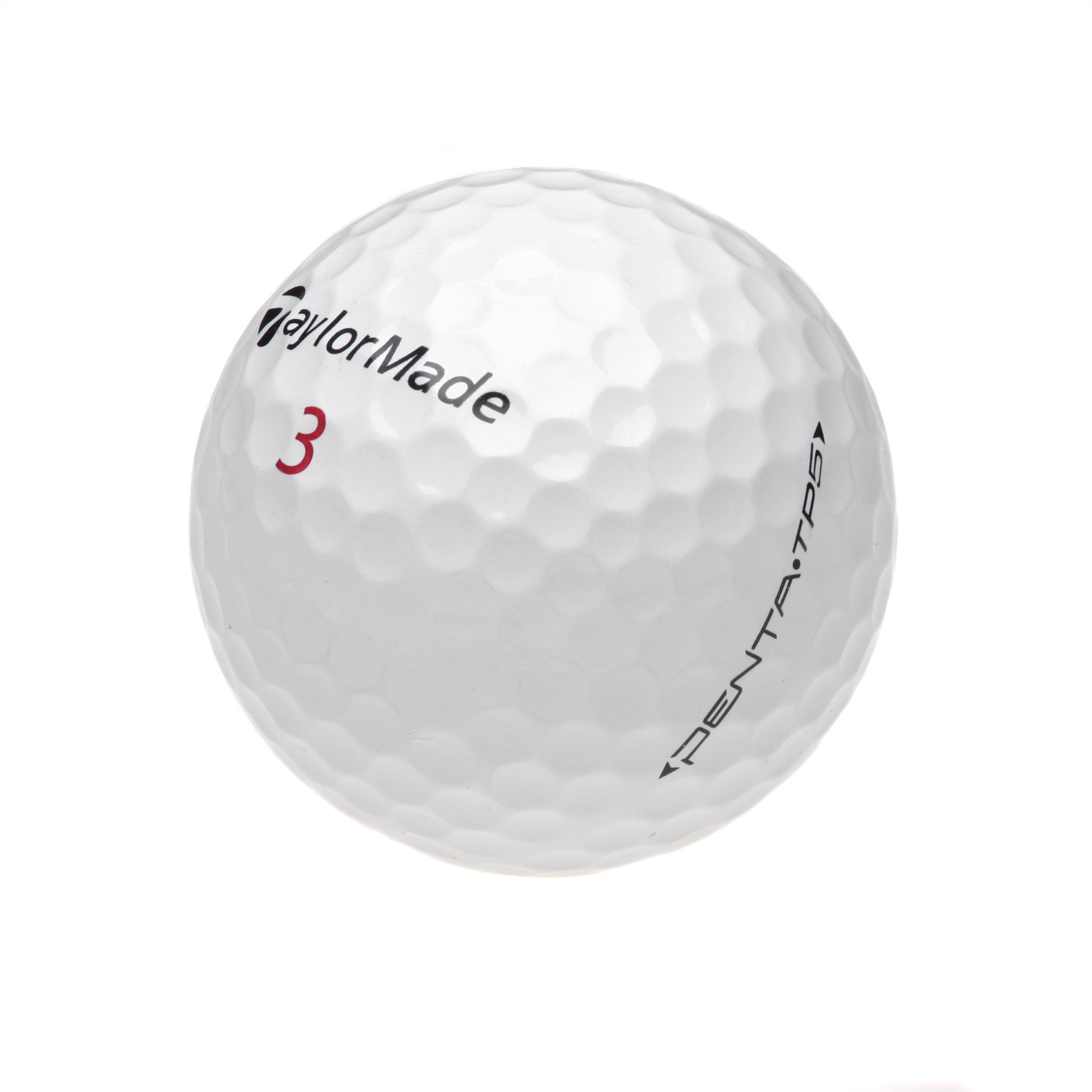 TaylorMade Penta TP5 36 Recycled Almost Mint Golf Balls by TaylorMade