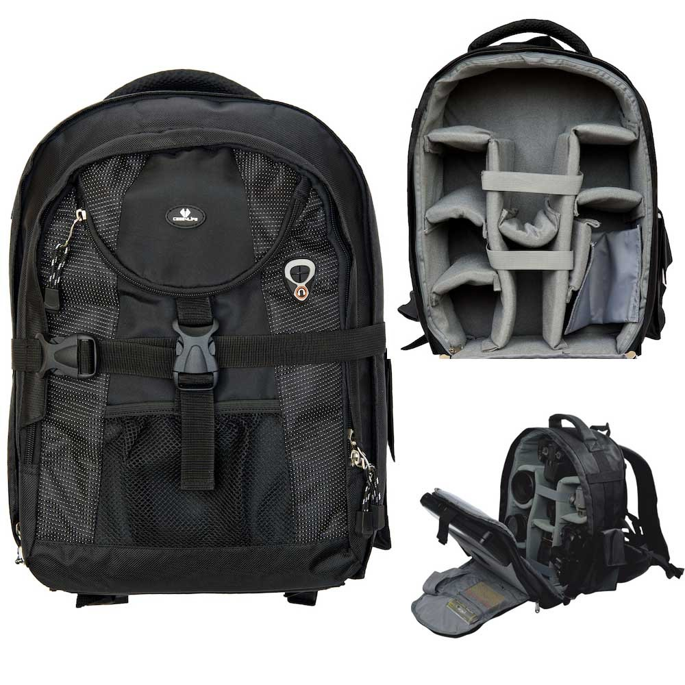Camera Dslr Camera Bag Backpack case4life pro range slr dslr backpack bag with tripod amazon co uk camera photo