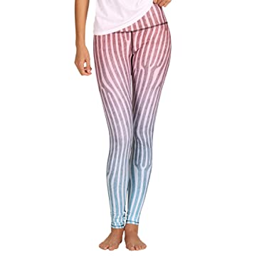 5503b0938e Yoga Democracy Eco-Friendly Ombre Leggings (Extra Long) at Amazon ...
