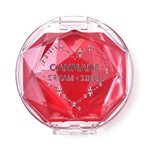 CANMAKE / Cream Cheek CL01 Clear Red