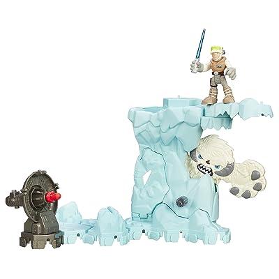 Playskool Heroes Star Wars Galactic Heroes Echo Base Encounter: Toys & Games