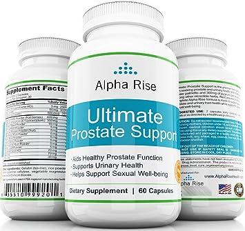 best supplements for prostatitis
