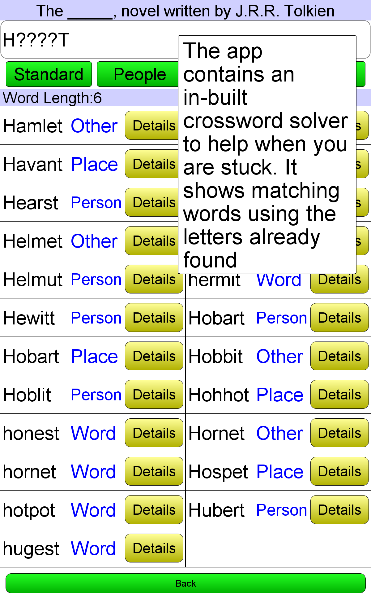 Amazon Arrow Crossword Appstore For Android