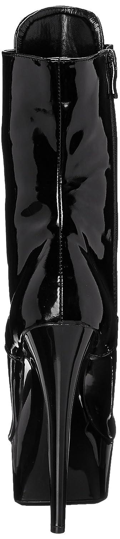 Ellie Shoes Women's 609-Diana Boot B000ARSJ10 11 B(M) US|Black