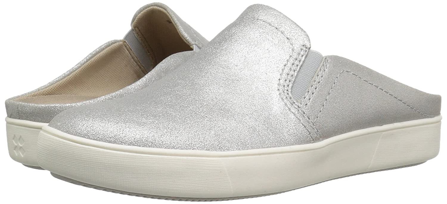 Naturalizer Women's Manor Fashion Sneaker B01I4OLVRY 8 2W US|Silver