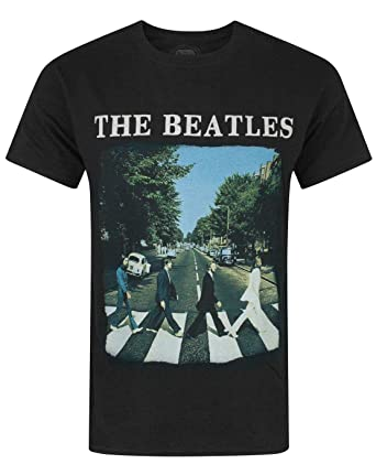 The Beatles Abbey Road Mens T Shirt