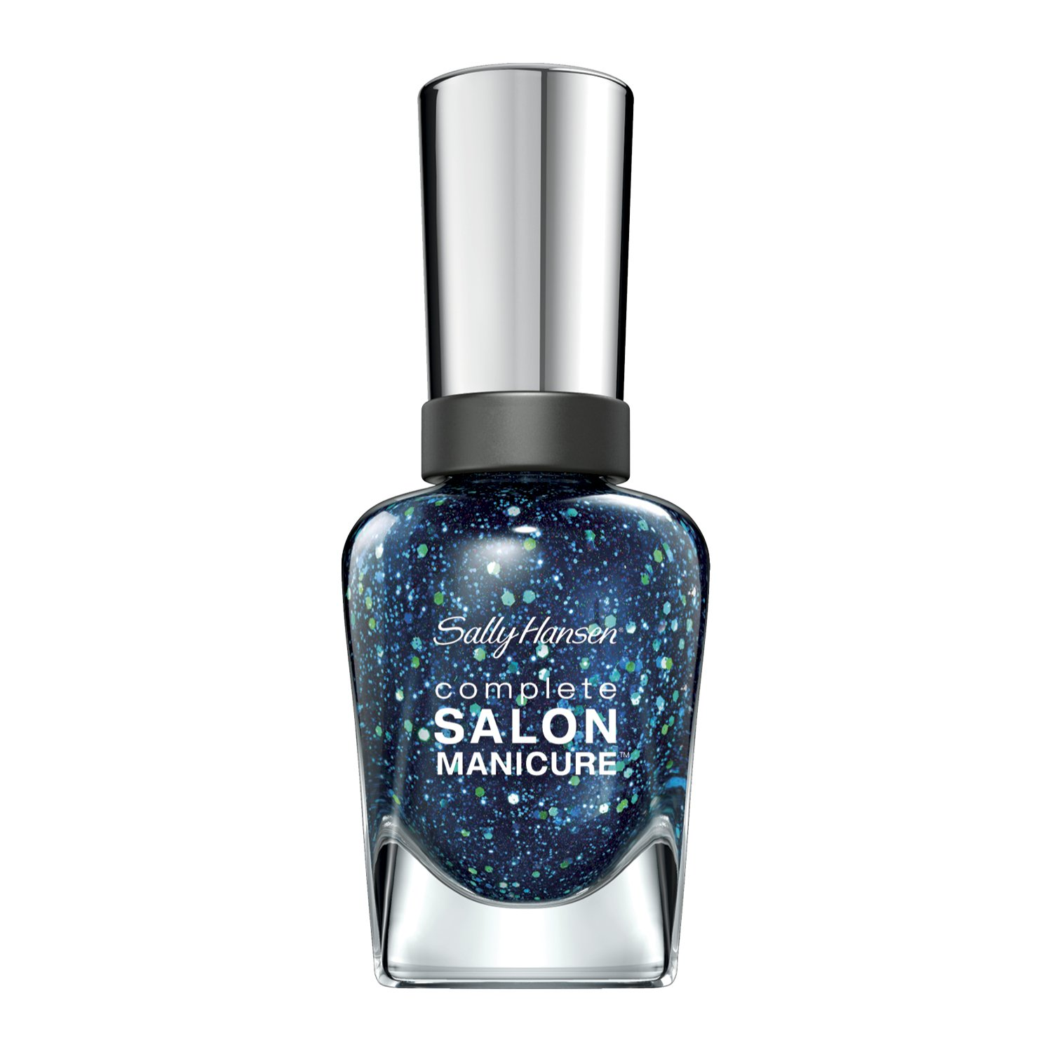 SALLY HANSEN COMPLETE SALON MANICURE NAIL COLOR #560 MERMAID'S TALE 30535682560