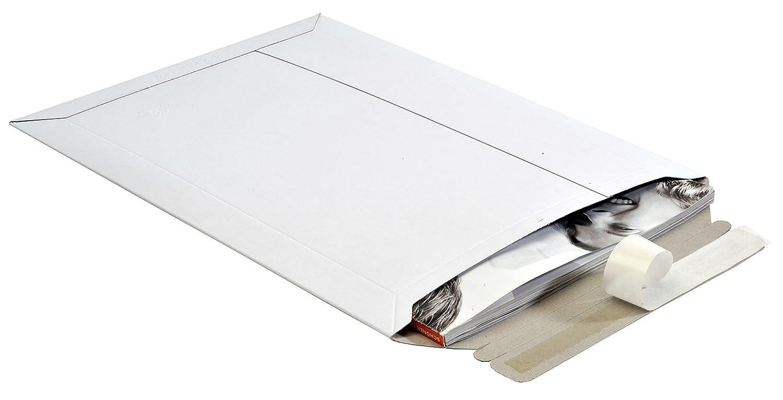 Lot de 25 enveloppes toppac tP210 175 x 250 mm-matériau :  carton blanc onlineshopverpackung
