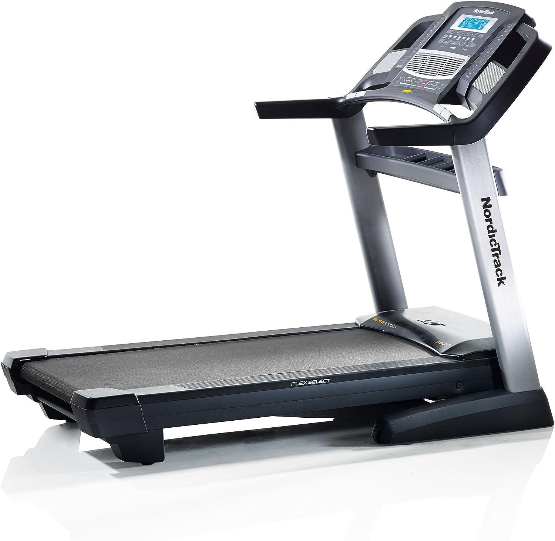 NORDICTRACK Elite 1500 cinta de correr: Amazon.es: Deportes y aire ...