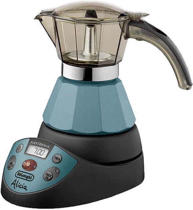 DeLonghi - Cafetera Alicia 2 Tazas EMKE21-A: Amazon.es: Hogar