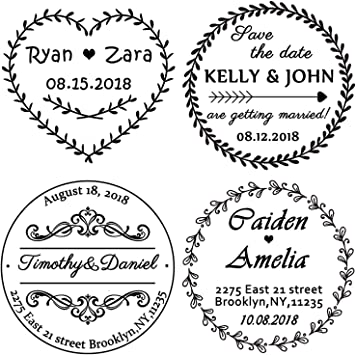UK Personalised Save the Date stamp Custom Save the Date stamps Wedding stamp Calligraphy wedding stamp Save the date stamp