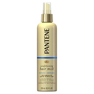 Pantene Pro-V Nutrient Boost Repair & Protect Conditioning Mist Damage Resisting Detangler, 8.5 fl oz