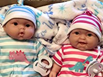 Cuddle Baby Dolls, Twins.