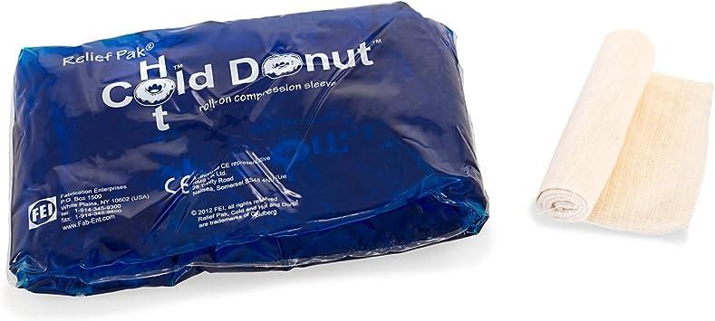 Relief Pak® compresa fría caliente Gel Donut | | dedos | mano ...