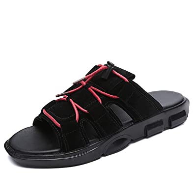 3fc5edf09eecd Cool-House Men Beach Slippers 2018 Summer Youth Sports Outdoor Casual Shoes  Tide Sandals