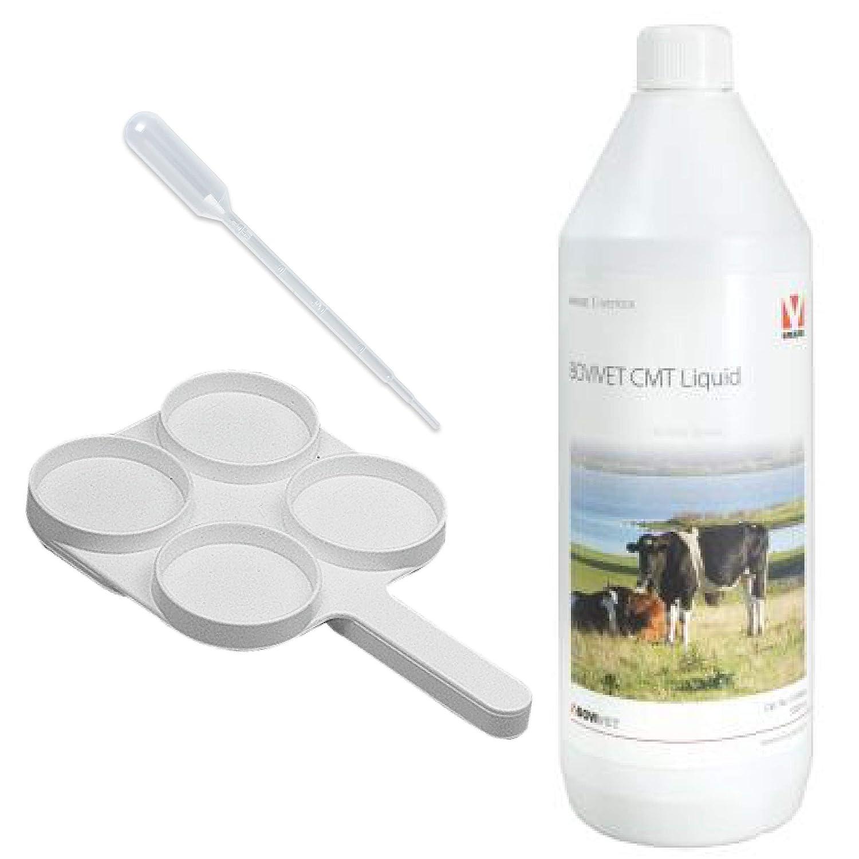 Homestead Farm Supplies Mastitis Test Kit - Kerba Test - 1 litre Kerbl