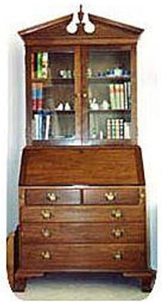 Woodworking Project Paper Plan To Build Secretary Desk Amazon Com