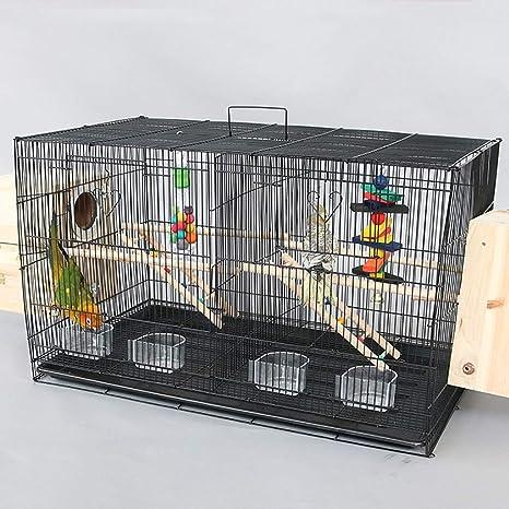 Jaula de Vuelo Incluye una Taza de alimentación Jaula de pájaros ...