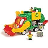 Wow toys - MTWT01018 - Véhicule miniature - Le Camion poubelle