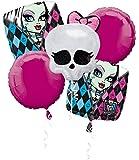 Anagram Monster High Balloon Bouquet