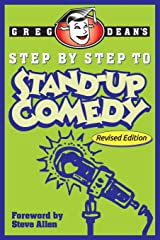 Step by Step to Stand-Up Comedy - Revised Edition Paperback