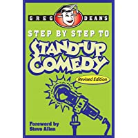 Step by Step to Stand-Up Comedy - Revised