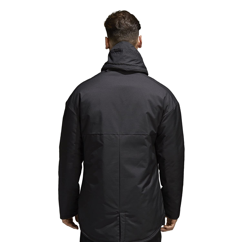 Adidas Men S Soccer Condivo 18 Stadium Parka Jacket At Amazon Men S