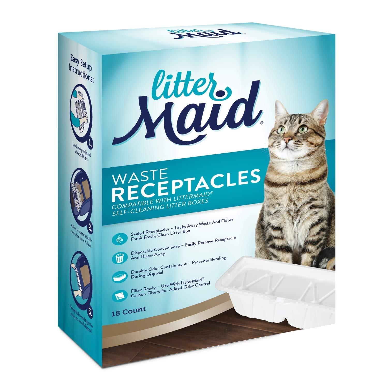 LitterMaid P-70009 Waste Receptacles Litter Box Waste Receptacles by LitterMaid