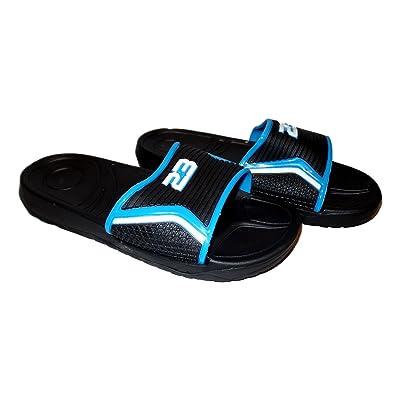 Amazon.com | 101 BEACH Mens #23 Slide Water Sandals | Slippers