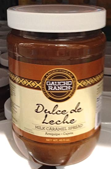 Guacho Ranch Dulce de Leche Milk Caramel Spread 40 oz. New