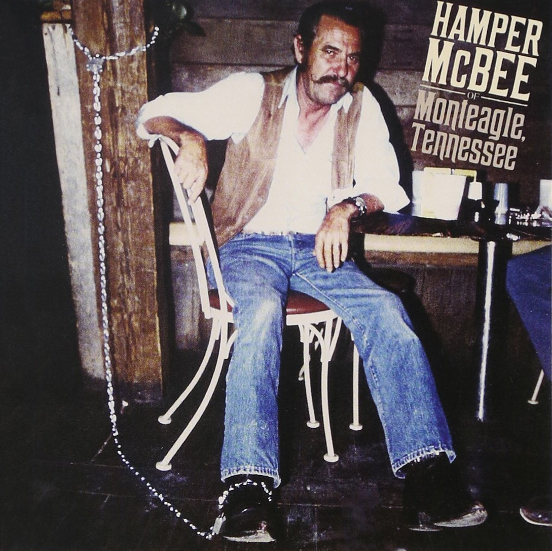 CD : Hamper McBee - The Good Old Fashioned Way (CD)