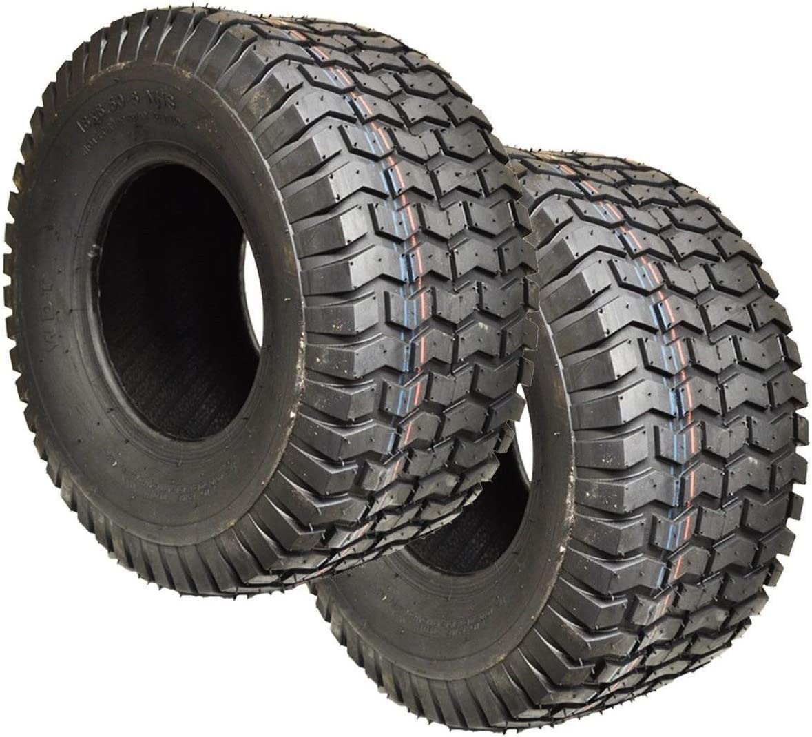 TWO 23x10.50-12 6ply Rated 23x10.50x12 Tractor Lug Ag Tire 23x1050-12 2 Tires Pair
