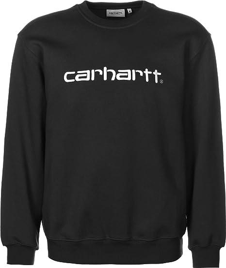 Carhartt WIP Sudadera black/wax