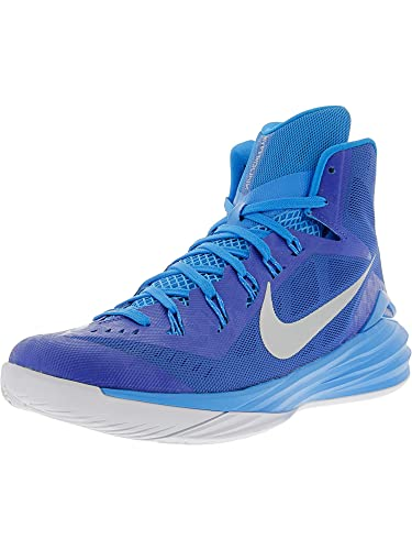 timeless design 3903b 4a6c0 Nike Men s Hyperdunk 2014 Tb Game Royal Metallic Silver-Blue Hero-White  Ankle