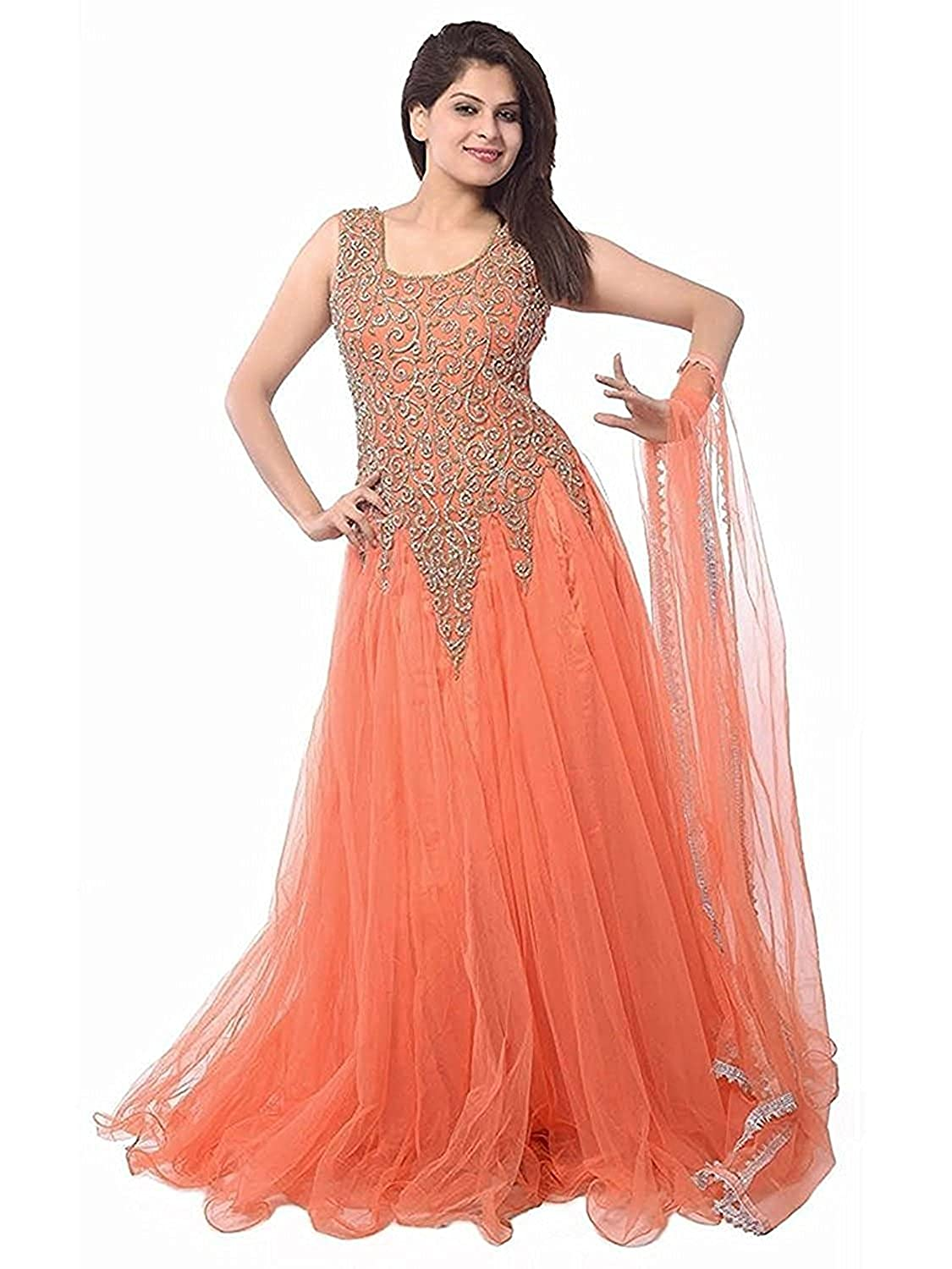 gowns for women party wear (Womens Clothy Gawns All festival Lehenga ...