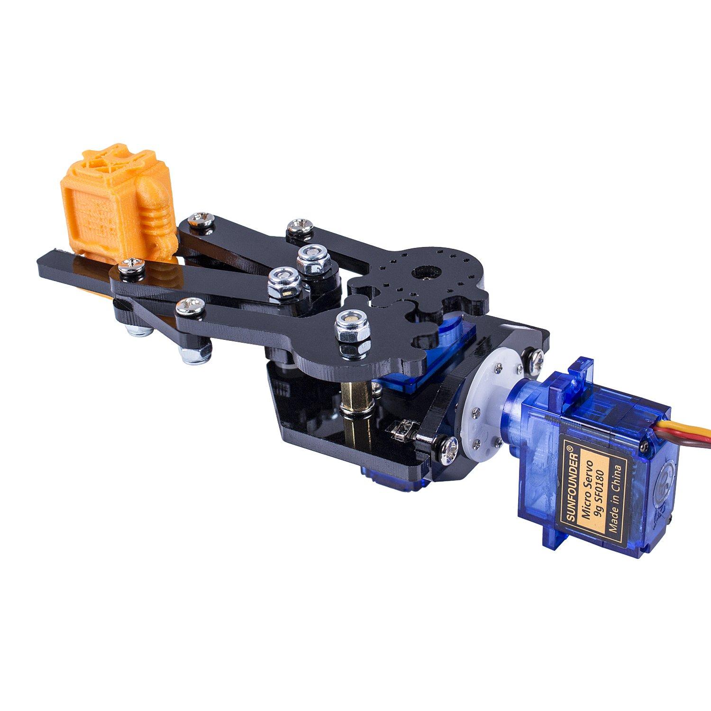 SunFounder Standard Gripper Kit Paw for Robotic Arm Rollarm DIY Robot Arduino Uno Mega 2560 Nano by SunFounder (Image #9)