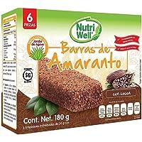 Barra amaranto cocoa 30g (12 cajas display de 6 piezas c/una)