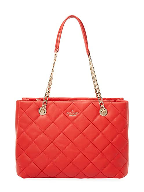 Amazon.com: Kate Spade New York Emerson Place Allis Quilted ... : quilted kate spade handbag - Adamdwight.com