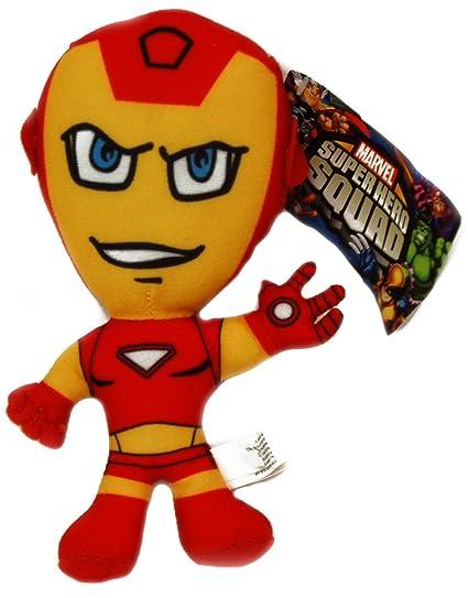 "Iron Man Marvel Super Hero Big Head 9"" ..."