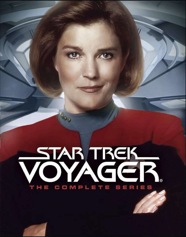Star Trek Voyager: The Complete Series [USA] [DVD]: Amazon.es ...